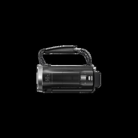 HD Handycam with Exmor R CMOS sensor
