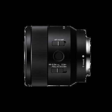 E-Mount FE 50 mm F2.8 Macro Lens