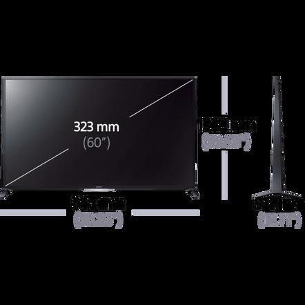 """60"""" W850B Full HD & LED LCD TV"""