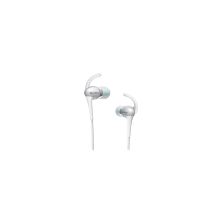 AS800AP Sport In-Ear Headphones (White)