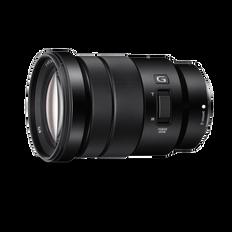 E-Mount PZ 18-105mm F4 G OSS Lens