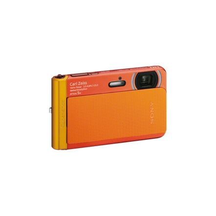 TX30 Waterproof Camera with 5x Optical Zoom