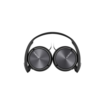 ZX310 Folding Headphones (Black)