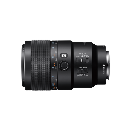 Full Frame E-Mount FE 90mm F2.8 Macro G OSS Lens