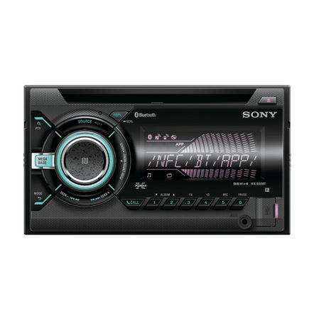 DOUBLE DIN BT AUDIO SYSTEM