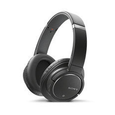 ZX770BN Noise Cancelling Bluetooth Headphones (Black)
