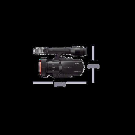 VG900 Interchangeable-Lens Full-Frame Handycam