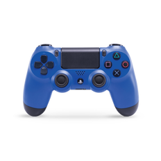 PlayStation4 DualShock Wireless Controllers (Blue)