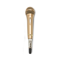 Vocal Microphone (Gold)