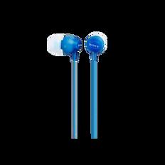 In-Ear Lightweight Headphones (Blue)