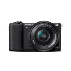 a5100 E-mount camera with APS-C sensor
