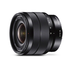 E-Mount 10-18mm F4 OSS Lens