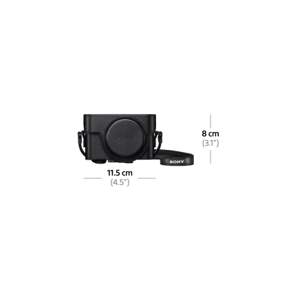 LCJ-RXF Jacket For Cyber-shot RX100 Series
