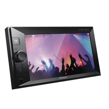"15.6cm (6.2"") LCD Receiver with Bluetooth"