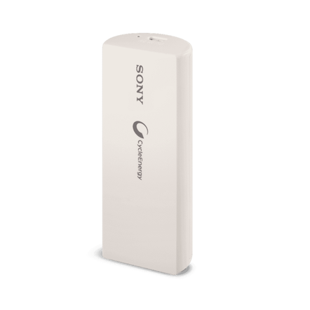 Portable USB Charger 3000mAH (White)