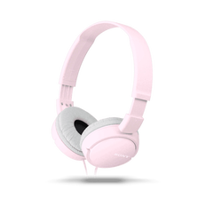 ZX110 Headband Type Headphones (Pink)