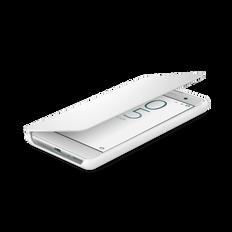 Style Cover Flip SCR54 for Xperia XA (White)