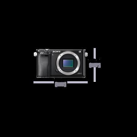 a6000 Digital E-Mount 24.3 Mega Pixel Camera