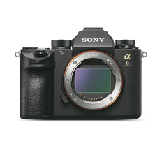 a9 featuring full-frame stacked CMOS sensor