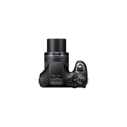 H300 Digital Compact Camera with 35x Optical Zoom