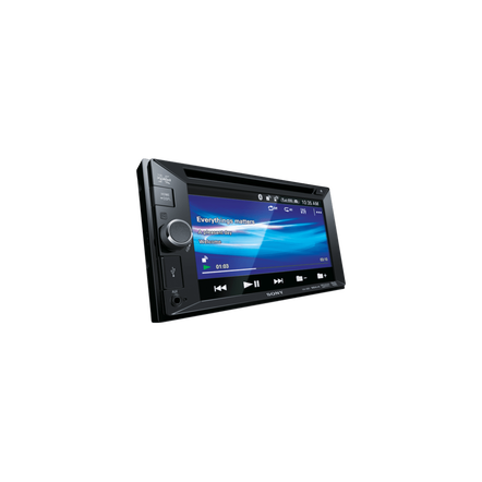 In-Car Touchscreen Multimedia System