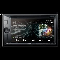 """15.7cm (6.2"""") LCD DVD Receiver"""