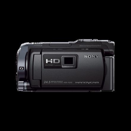 HD 64GB Flash Memory Handycam with Built-In Projector