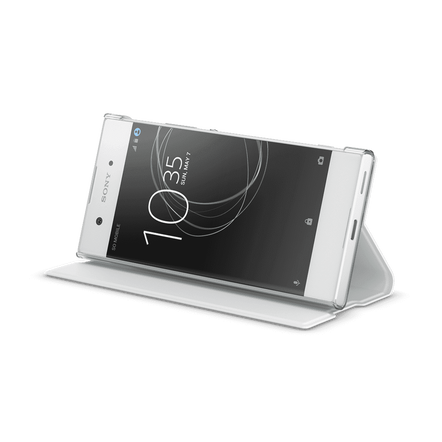 Style Cover Stand for Xperia XA1 (White)