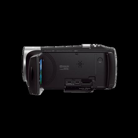 Handycam with Built-in Projector