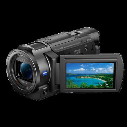 AX33 4K Handycam with Exmor R CMOS sensor