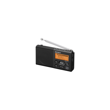 Pocket DAB+ Radio