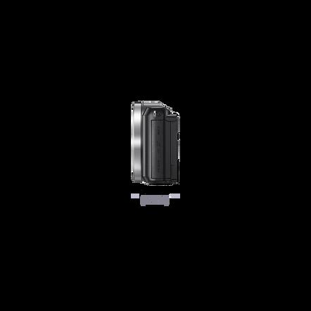 a5000 E-mount Camera Black with APS-C Sensor and 16-50 mm Zoom Lens
