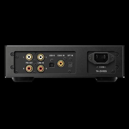 Premium Headphone Amplifier with D.A. Hybrid Amplifier Circuit