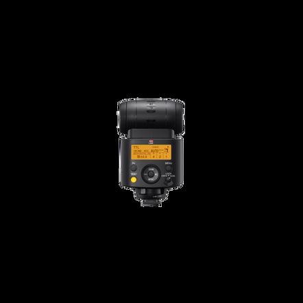 External Flash with Wireless Radio Control