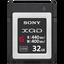 XQD G Series 32GB Memory Card