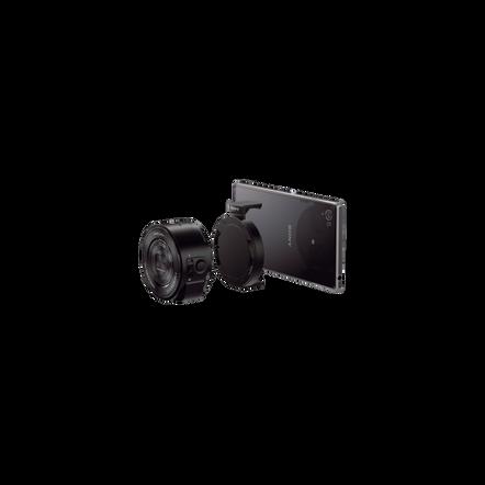 QX10 Lens-Style Camera with 18MP Sensor