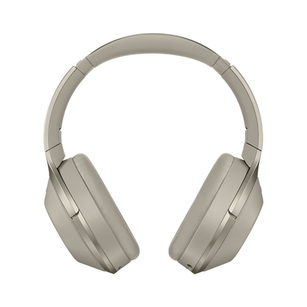 1000X Noise Cancelling Bluetooth Headphones (Cream)