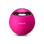 Portable Wireless Speaker with Bluetooth (Pink)