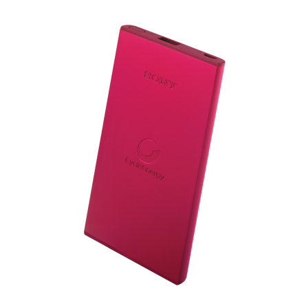 Portable USB Charger 5000mAH (Red)