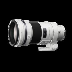 A-Mount 300mm F2.8 G SSM II Lens