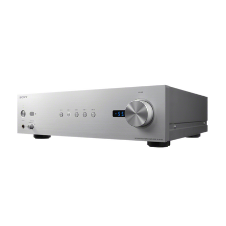 2 ch analogue audio stereo amplifier