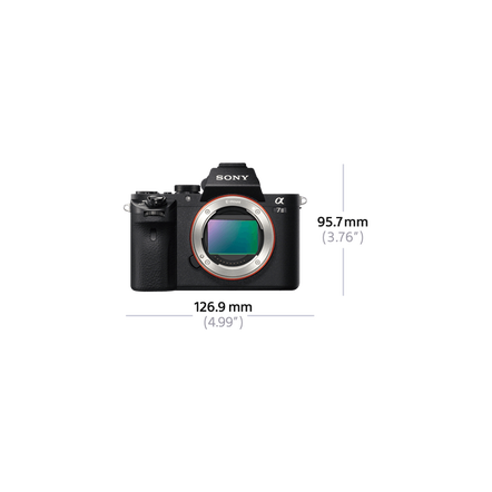 a7 II Full Frame ILC (Body Only)