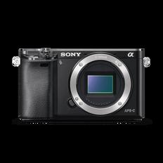 a6000 Digital E-Mount 24.3 Mega Pixel Camera with SELP1650 Lens