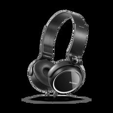 XB250 EXTRA BASS Headphones (Black)