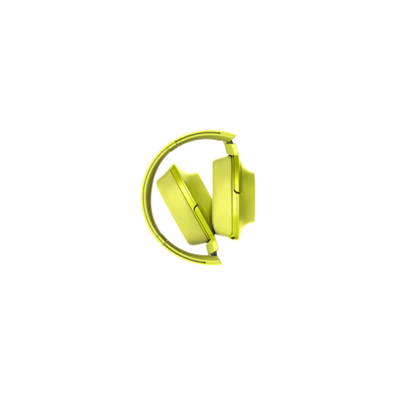 h.ear on Headphones (Yellow)