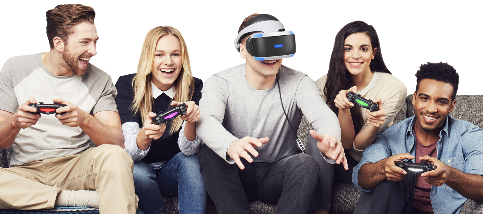 Playstation VR - Friends