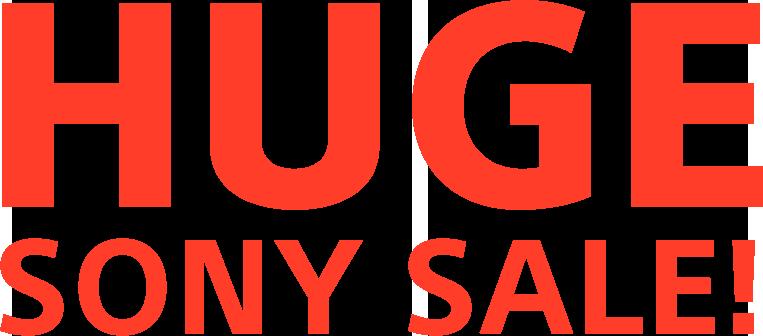 Sony Sale