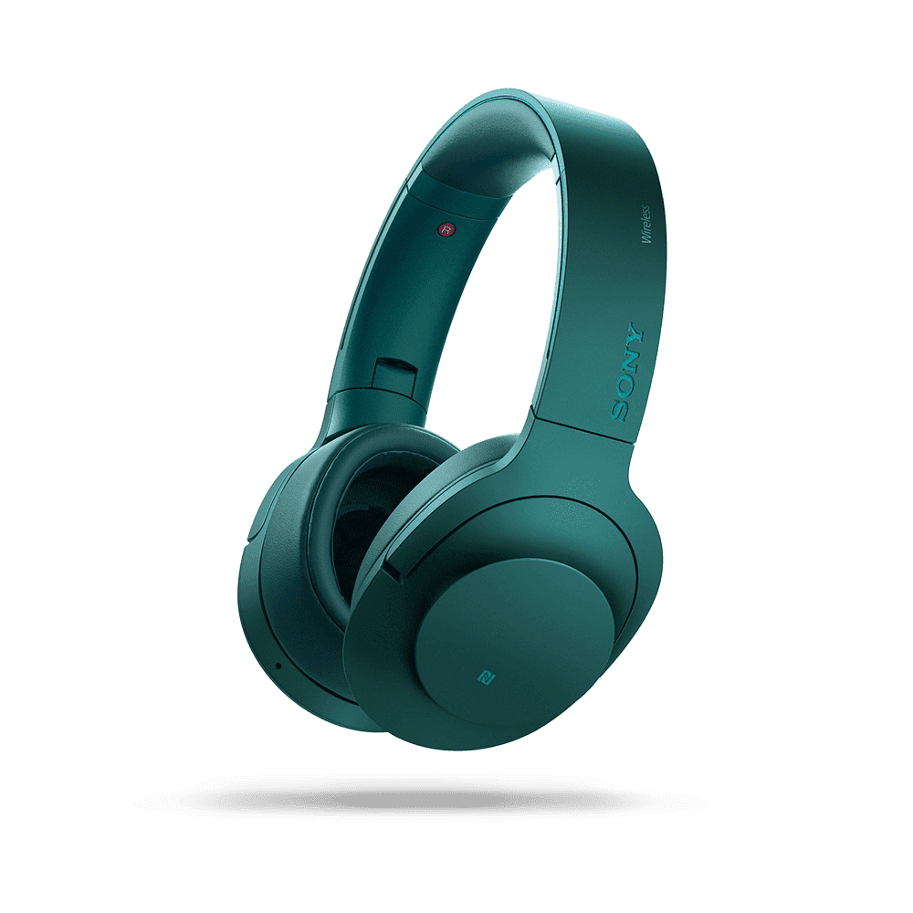 h.ear on Wireless Noise Cancelling Headphones (Blue)