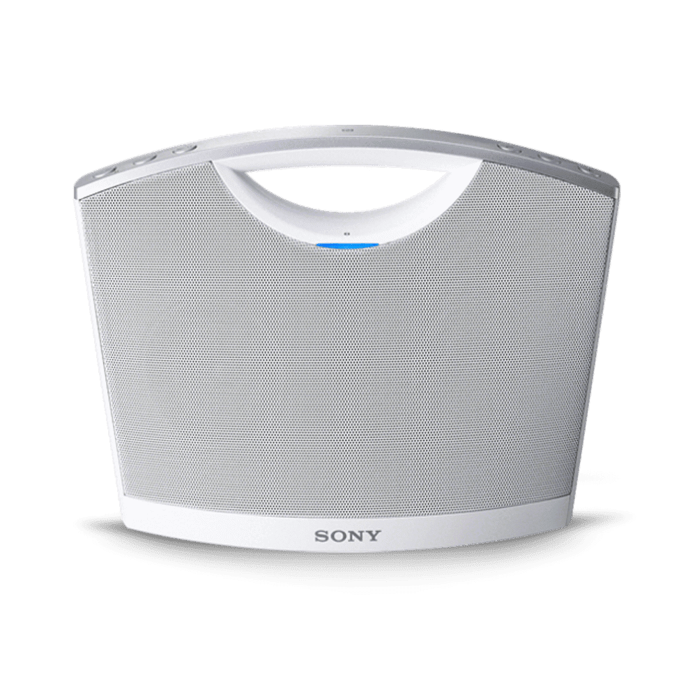 Portable Wireless Speaker (White)