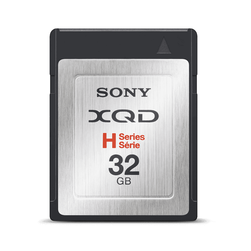 XQD H Series 32GB Memory Card